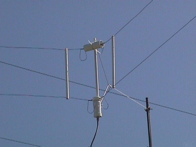 Antennas by Roger J. Wendell - WB JNR (WB0JNR)
