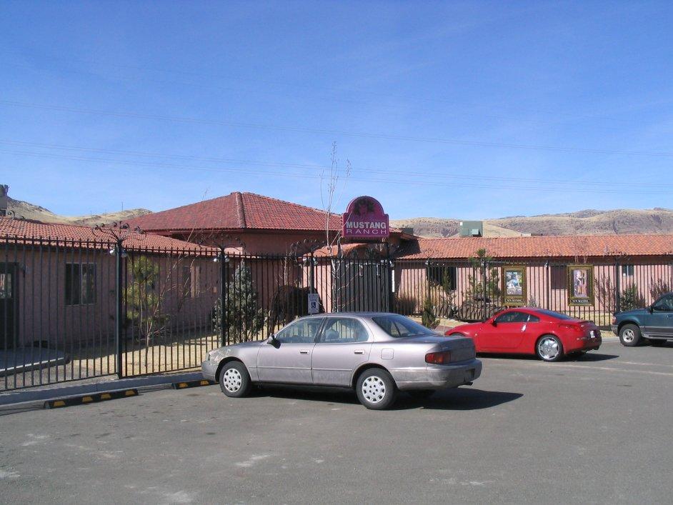 Sciseek Web Mustang Ranch Las Vegas Rates