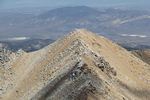 Boundary Peak, Nevada as seen from Montgomery Peak in California by Roger J. Wendell - 08-0e-2011