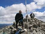 Roger Discovers Ham Radio on Torreys! - August 14, 2005