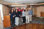 Antarctica Expedition and OAT leaders aboard the MV Clelia II by Roger J. Wendell - 02-02-2011