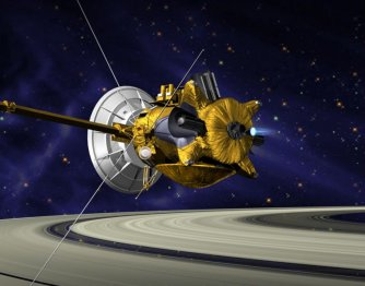 Cassini - NASA JPL art