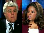 Jay Leno and Oprah Winfrey - 01-27-2010