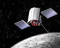 Messenger Space Probe to Mercury