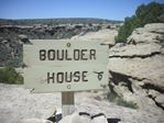 Boulder House at Hovenweep National Monument by Roger J. Wendell
