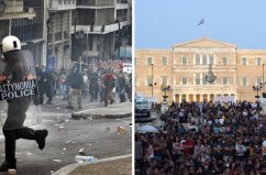 Greek anti-austerity protests - 2010-2011