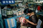 Chinese Pottery Maker - June, 2001