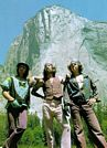 Billy Westbay, Jim Bridwell, and John Long - 1975