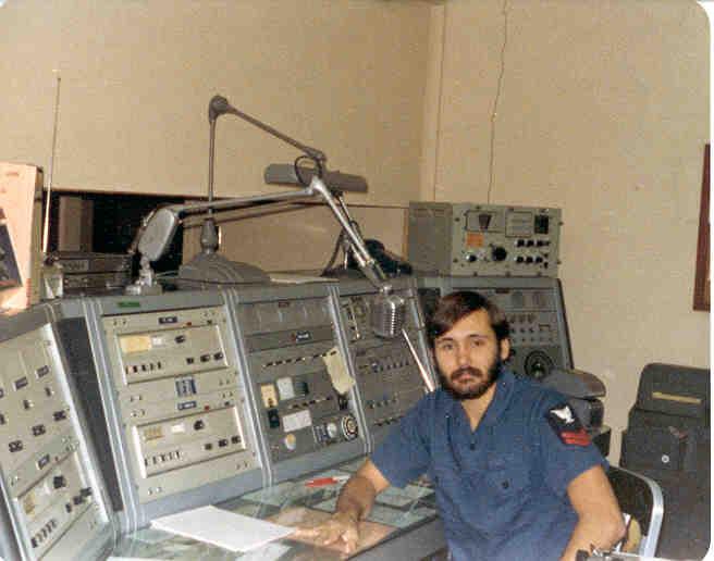 RM2 Roger J. Wendell - Montery, California 1977