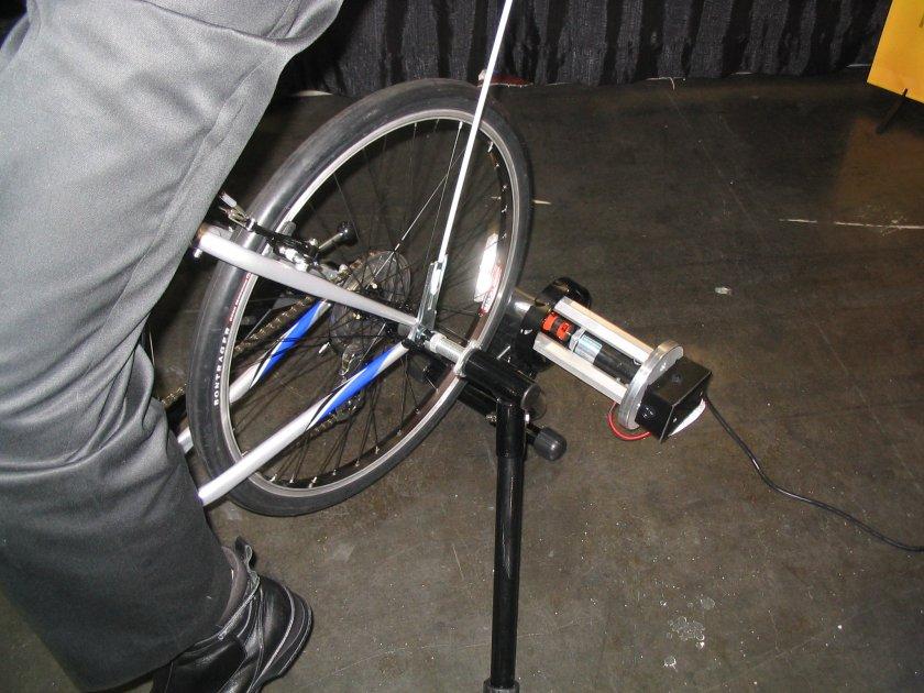 Электрогенератор на велосипед своими руками 97