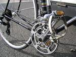 Panasonic DX 2000 bicycle crank - 07-29-2006