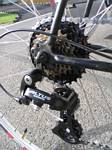 Panasonic DX 2000 with Shimano Altus Derailer - 07-29-2006