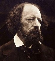 Alfred Lord Tennyson carbon print by Julia Margaret Cameron - 1869