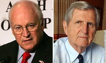 Vice Presdient Dick Cheney and Attorney Harry Whittington
