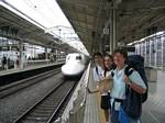 Bullet Train and Us - May, 2004