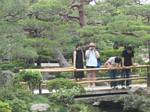 Bridge at Zen Retreat - May, 2004