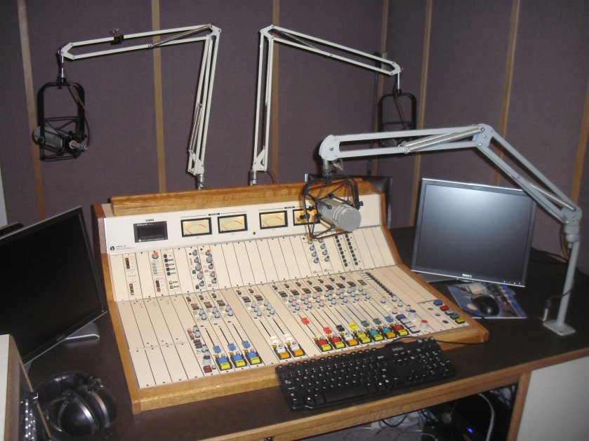 Colorado Public Radio's Grand Junction studio on 414 Main Street - 12-22-2010