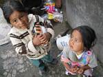 Children in Ecuador by Roger J. Wendell - December 2005