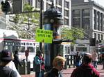 Proselytizing in San Francisco 2005