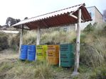 Recycling in Copacabana, Bolivia - 06-11-2013