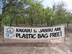 Kakadu National Park, and All of Australia Aim to Eliminate Plastic Bags - 2005
