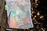 Sun Chip bag compost experiment follow-up - 06-11-2012