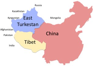 East Turkestan